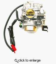 125cc/ 150 cc Scooter Carburetor for 4 Stroke GY6 Engine