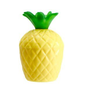 Plastic Pineapple Cup Toys & Games