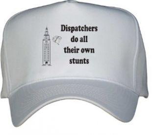 Dispatchers do all their own stunts White Hat / Baseball