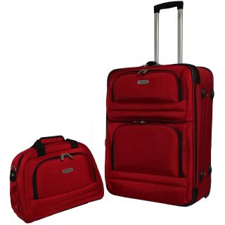 Kenneth Cole Higher Limits 2 piece Luggage Set