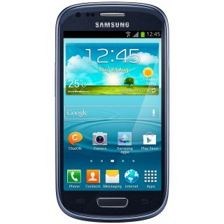 Samsung Galaxy S III Mini 8GB GSM Unlocked Android Cell Phone Today $