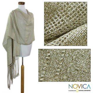 Green Scarves & Wraps Buy Scarves, Shawls & Wraps