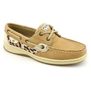 Sperry Top Sider Womens Bluefish 2 Eye Leather Casual Shoes