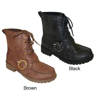 Apple Bottoms Tanner Womens Boots