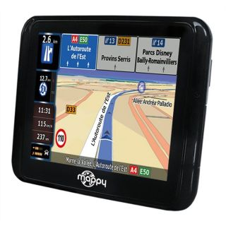Mappy Mini 310 Europe TMC Guide Routard   Achat / Vente GPS AUTONOME