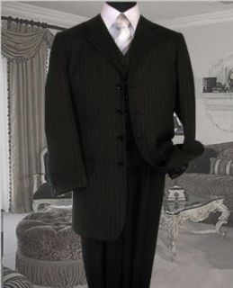 PANTS BY TESSORI UOMO. SUPER 150S EXTRA FINE ITALIAN WOOL Clothing