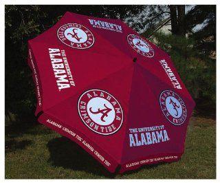Alabama Crimson Tide 9ft Market Umbrella Sports
