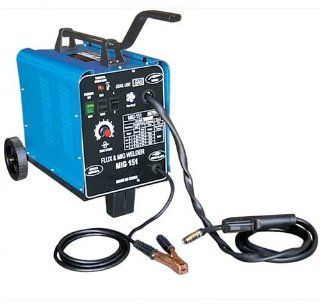 Troy MIG151 Dual Use Flux Core Wire Gas Mig Welder