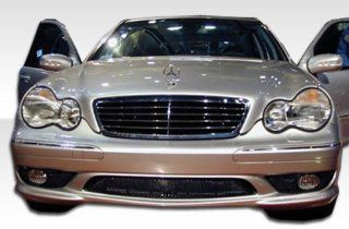 2001 2007 Mercedes C Class W203 AMG Style Front Bumper
