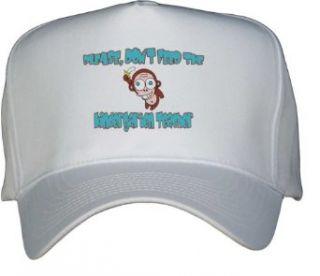 Please, Dont Feed The Kindergarten Teacher White Hat
