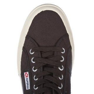 Superga Unisex 2750 Classic Steel Grey Canvas Shoes