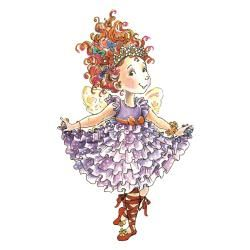 RoomMates Fancy Nancy Giant Peel and Stick Wall Decal