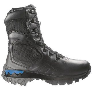 Bates E02900 Mens Delta 9 GORE TEX Side Zip Boot   Black 9 M Shoes