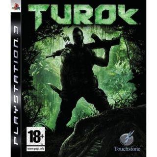 TUROK PS3 / JEU CONSOLE PS3   Achat / Vente PLAYSTATION 3 TUROK PS3