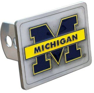 Michigan Wolverines College Trailer Hitch Cover