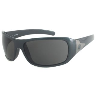 Harley Davidson Mens HDS517 Wrap Sunglasses