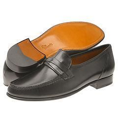 Allen Edmonds Bergamo Black Nappa Leather