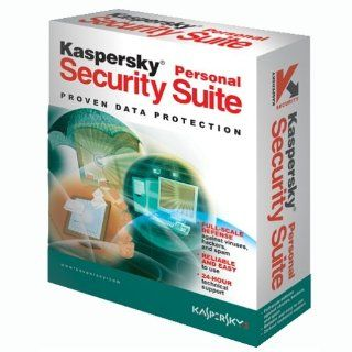Kaspersky Personal Security Suite