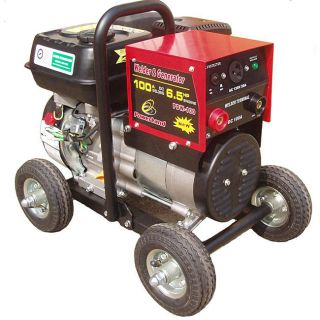 HP 100 AMP Gas Generator/ Welder