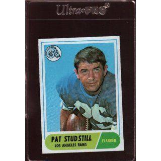 1968 Topps #156 Pat Studstill Nm *197420 Collectibles