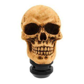 3D Natural Skull Head Car Truck SUV Shift Knob