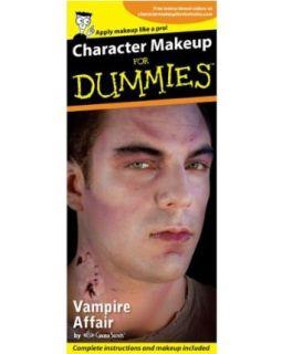 Makeup for Dummies Vampire Affair Makeup Kit Clothing