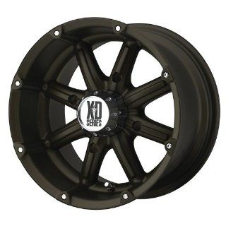 XD ATV Badlands XS779 Bronze (CU50 Wheel (14x8/4x156mm)