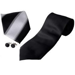 Boston Traveler Mens Tie Gift Set
