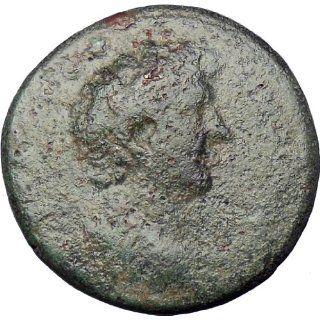 MARCUS AURELIUS as CAESAR 139AD Pautalia Thrace River God