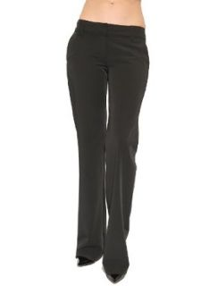 Womens Elizabeth and James Trouser Pants in Black Size 2