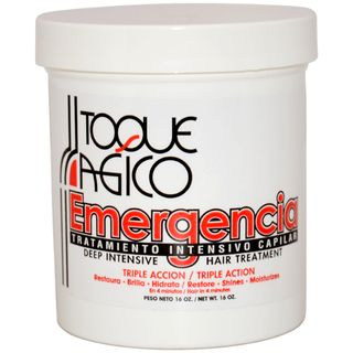 Toque Magico Emergencia Deep Intensive 16 ounce Hair Treatment