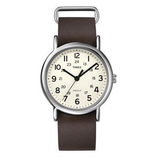 Timex Unisex Weekender Slip through Watch