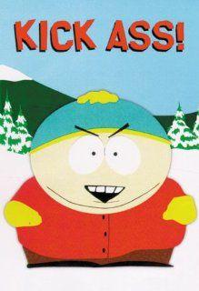 South Park   TV Show Poster (Cartman   Kick Ass) (Size