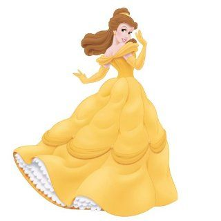 ROOMMATES RMK1464GM Belle Peel & Stick Giant Wall Decal with Gems