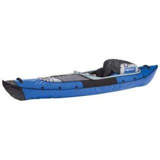 Modèle Fastback 1 personne. Coloris Bleu. Conçu pour les kayakistes