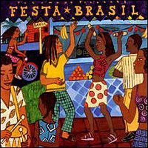 Putumayo Festa Brasil Various Artists Music
