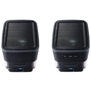 Pioneer USB Powered Computer Speaker, Black (S MM201 K