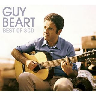 GUY BEART   Best Of   Achat CD VARIETE FRANCAISE pas cher