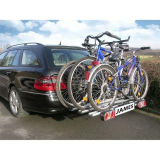 James – Porte vélos plateforme 3 vélos   Achat / Vente PORTE VELO