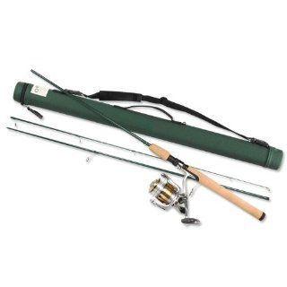 Panfish, Smallmouth, And Largemouth Outfit / Only Rod Only