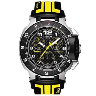 Tissot Mens Limited Edition T Race Moto GP Chronograph Watch