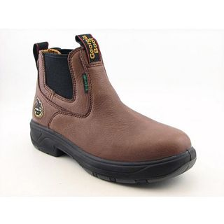 Georgia Mens GR404 Brown Boots Wide Was $105.99 Today $64.99 Save
