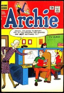 Archie Comic #161 February 1966 Veronica Lodge Books