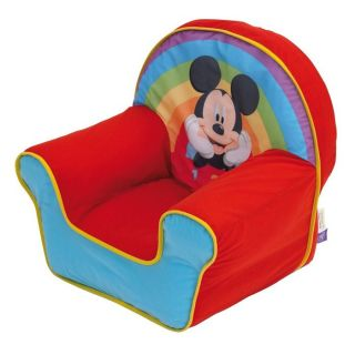 Chaise Gonflable   Mickey   Achat / Vente CHAISE TABOURET BEBE Chaise