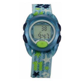 Timex Youth Blue Strap Digital Watch