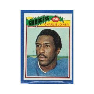 1977 Topps #167 Charlie Joiner   EX Collectibles