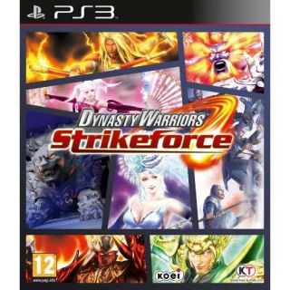 DYNASTY WARRIORS STRIKE FORCE / Jeu console PS3   Achat / Vente