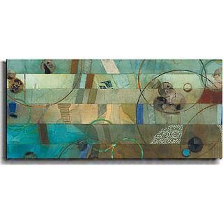 Aleah Koury Of this World #18 Canvas Art