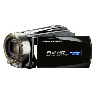 Bell + Howell Rogue DNV16HDZ BK Full 1080p HD Night Vision Digital