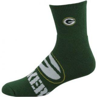 NFL Green Bay Packers 2012 Big Logo Sock   Green Clothing